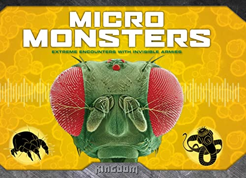 9780753467275: Kingdom: Micro Monsters (Kingdom (Kingfisher))