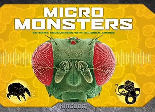 Kingdom: Micro Monsters (Kingdom (Kingfisher)): Nguyen, Nam