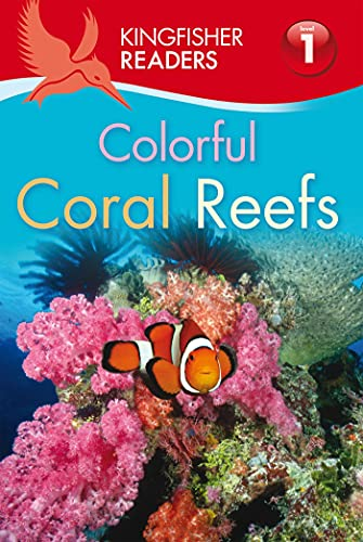 9780753467510: Kingfisher Readers L1: Colorful Coral Reefs