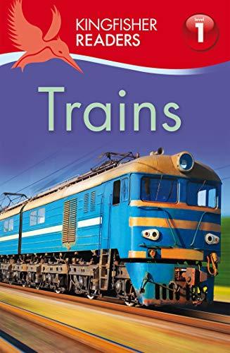9780753467534: Kingfisher Readers L1: Trains