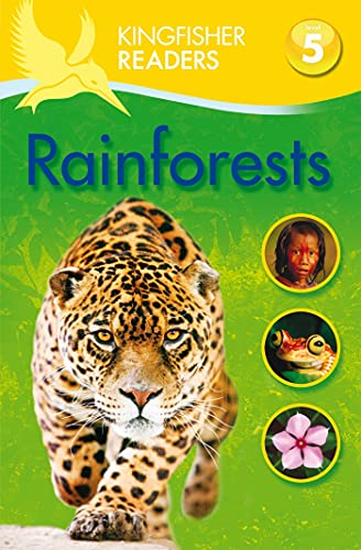 9780753467718: Kingfisher Readers L5: Rainforests