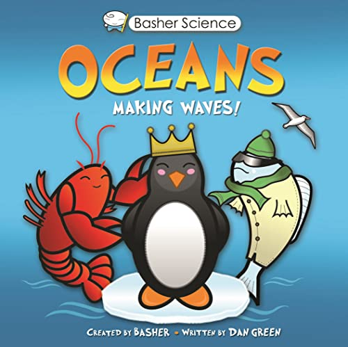 9780753468227: Basher Science: Oceans: Making Waves!