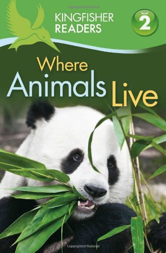 9780753468777: Kingfisher Readers L2: Where Animals Live