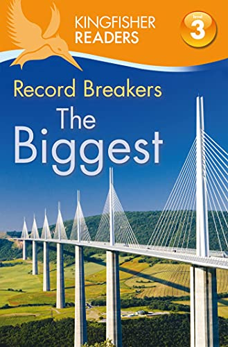 9780753468807: Kingfisher Readers L3: Record Breakers-The Biggest