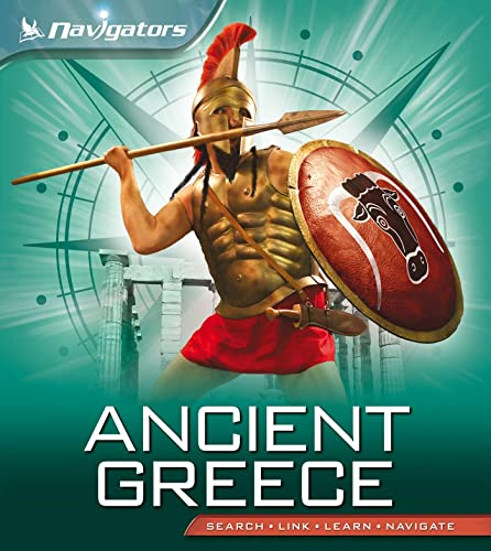 Navigators: Ancient Greece: Philip Steele