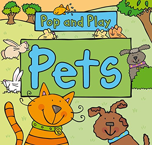 9780753471562: Pop and Play: Pets