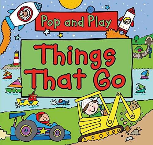 9780753471623: Pop and Play: Things That Go