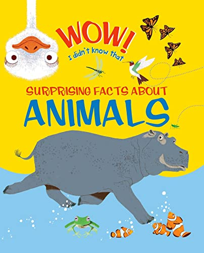 9780753471661: Wow! Surprising Facts About Animals