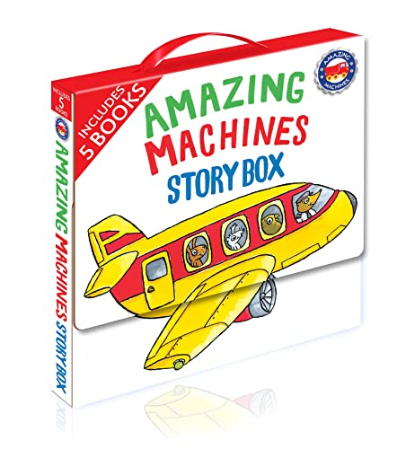 9780753472095: Amazing Machines Story Box