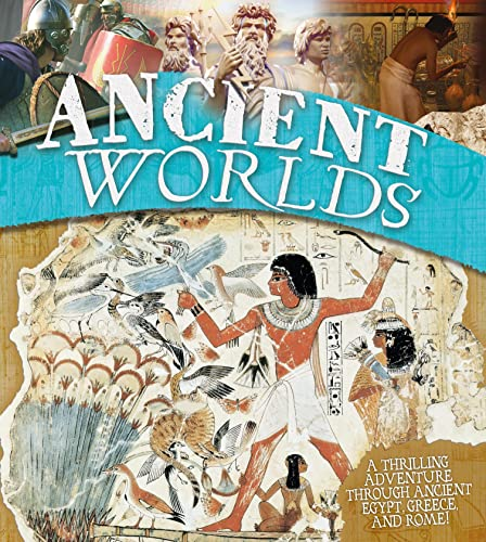 9780753472392: Ancient Worlds: A thrilling adventure through the ancient worlds (Navigators)