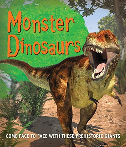 9780753472453: Fast Facts: Monster Dinosaurs: Come face to face with these prehistoric giants