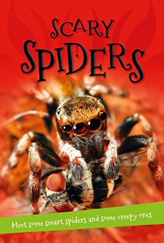 9780753472651: It's all about... Scary Spiders: Everything you want to know about these eight-legged creepy-crawlies in one amazing book