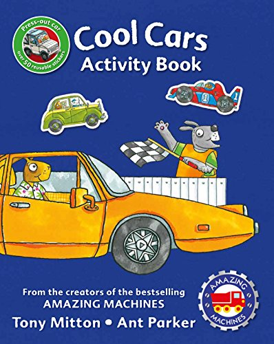 9780753472965: Amazing Machines Cool Cars Activity Book