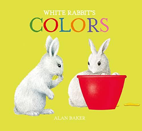 9780753473597: White Rabbit's Colors (Little Rabbit Books)