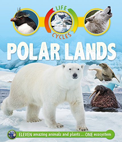 9780753473832: Life Cycles: Polar Lands
