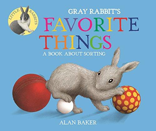 9780753473931: Gray Rabbit's Favorite Things (Little Rabbit Books)