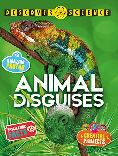 9780753474341: Discover Science: Animal Disguises