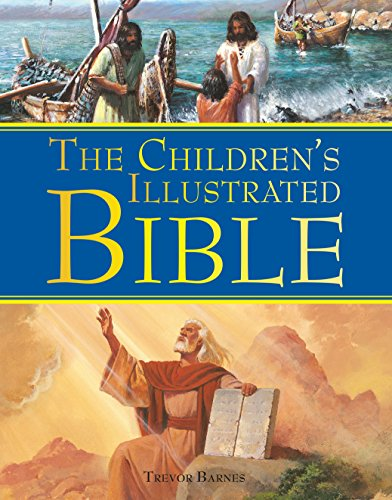 9780753474747: The Kingfisher Children's Illustrated Bible