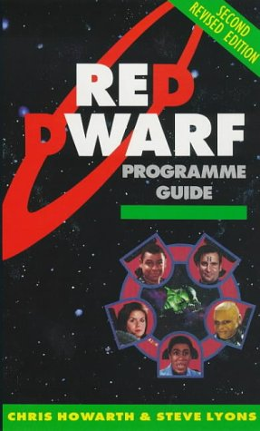 9780753501030: The Red Dwarf Programme Guide (Revised) (Virgin)