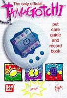9780753502105: Only Official Tamagotchi: Pet Care Guide and Record Book