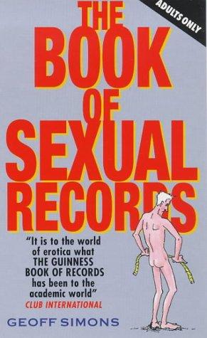 Sex guinness book