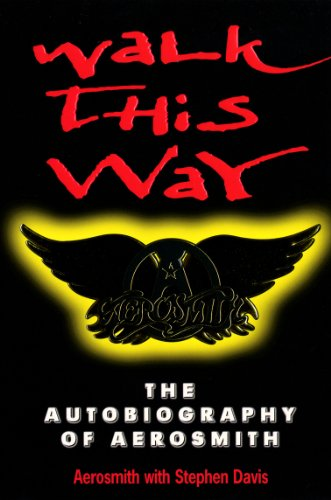 9780753502891: Walk This Way: The Autobiography of Aerosmith
