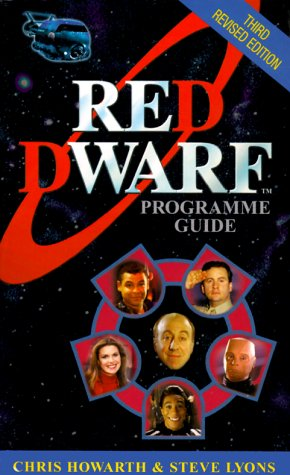 9780753504024: Red Dwarf: Programme Guide