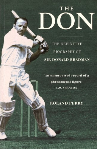9780753504086: The Don: the Definitive Biography of Sir Donald Bradman