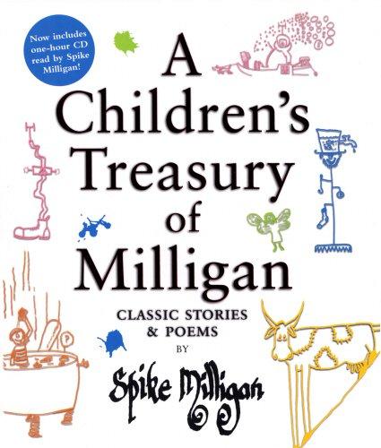 9780753504543: A Children's Treasury of Milligan Book & Tape