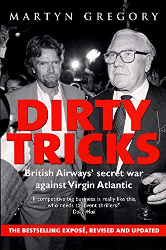 9780753504581: Dirty Tricks: British Airways' Secret War Against Virgin Atlantic