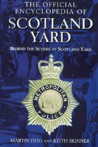 9780753505151: The Official Encyclopedia of Scotland Yard