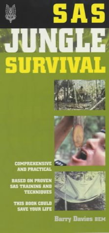 9780753506059: SAS Jungle Survival (SAS Essential Survival Guides)