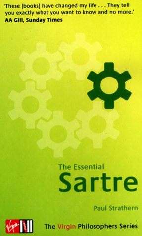 9780753506691: Virgin Philosophers: Sartre