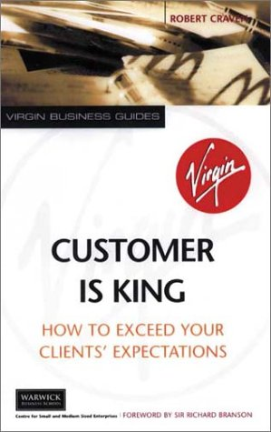 9780753506882: Customer is King (Virgin Business Guides)