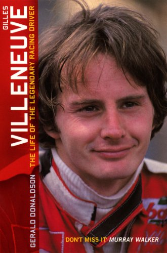 9780753507476: Gilles Villenueve: The Life of the Legendary Racing Driver
