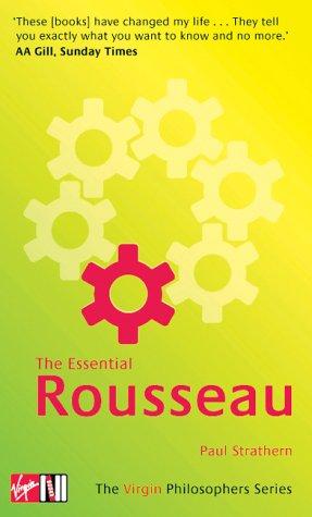 9780753507827: The Essential Rousseau (Virgin Philosophers)