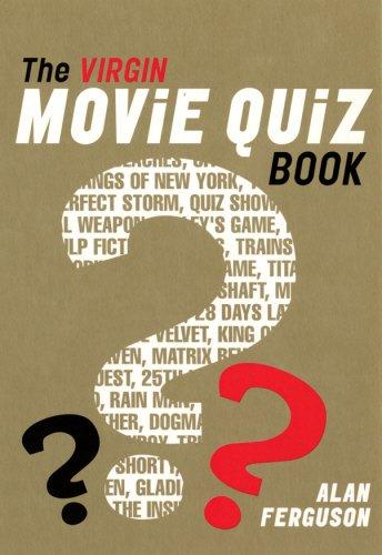 9780753508299: The Virgin Movie Quiz Book
