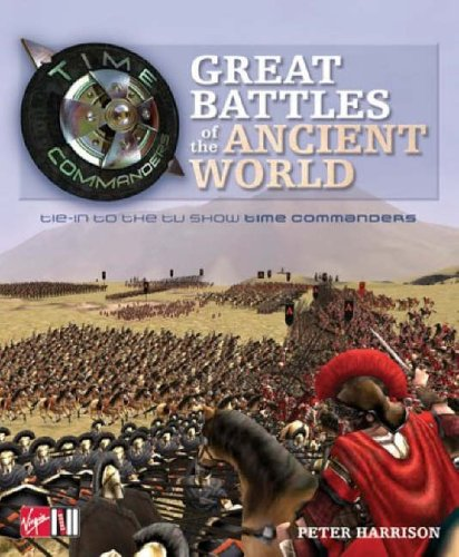 9780753509289: Time Commanders: Great Battles of the Ancient World