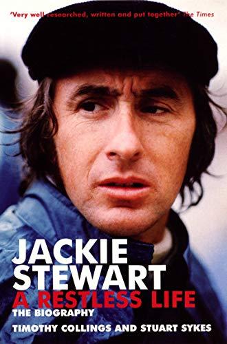 9780753509456: Jackie Stewart: A Restless Life