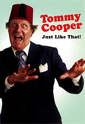 9780753509470: Tommy Cooper: Just Like That