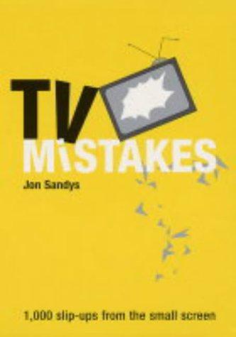 9780753509500: TV Mistakes