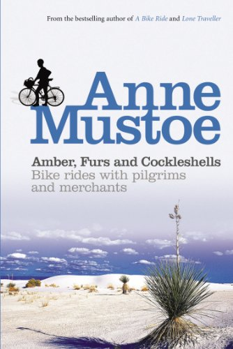 9780753509838: Amber, Furs and Cockleshells: Bike Rides with Pilgrims and Merchants