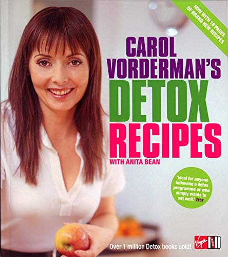 9780753510162: Carol Vorderman's Detox Recipes with Anita Bean - Updated and Extended