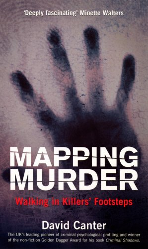 9780753510964: Mapping Murder: Walking in Killers' Footsteps