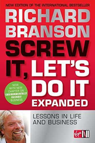 9780753511497: Screw It, Let's Do It: Lessons in Life and Business