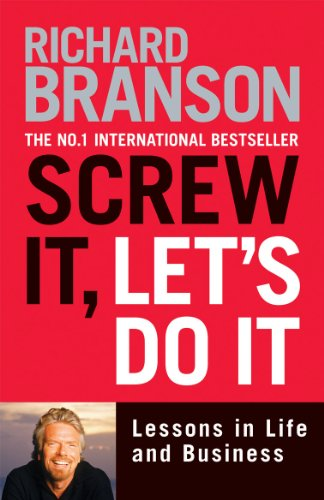 9780753511497: Screw It, Let's Do It: Lessons in Life and Business (Expanded)