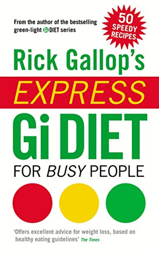 9780753511787: Rick Gallop's Express GI Diet for Busy People