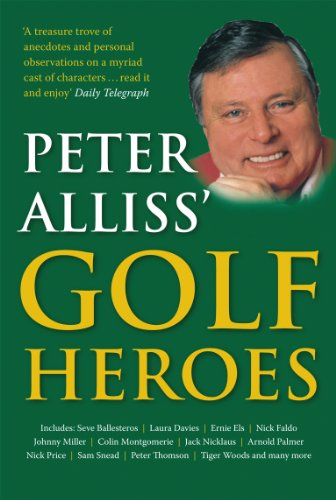 9780753512104: Peter Alliss' Golf Heroes