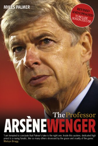 9780753513446: The Professor: Arsène Wenger: Arsene Wenger
