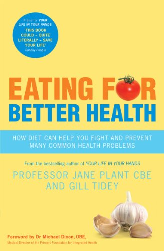 9780753519493: Eating for Better Health